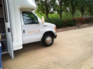 Napa Humane Mobile Adoption Unit
