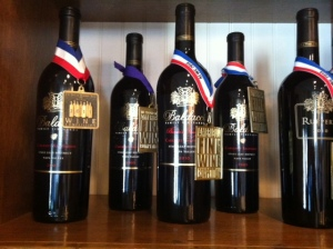 2014 San Francisco Wine Chronicle Winners!