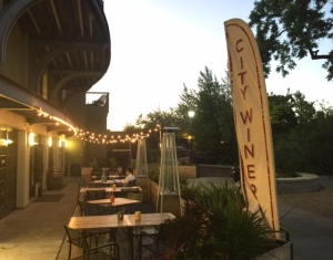 City Winery patio