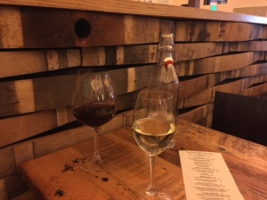 Vegan City Winery wines