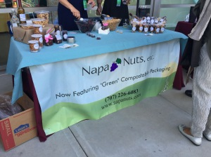 Napa Nuts, etc in the heart of Napa Valley since 1990.