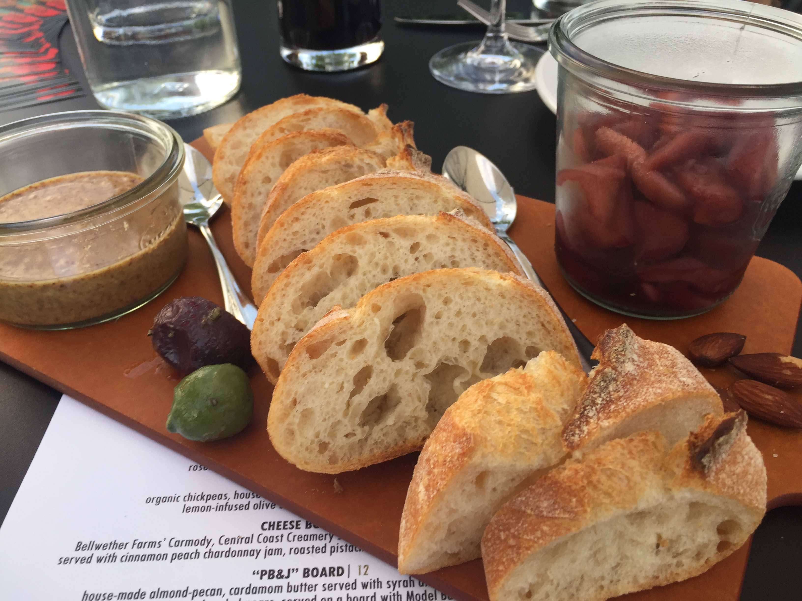 St. Clair Brown Winery – Garden to Table Urban Eatery – Napa Valley ...