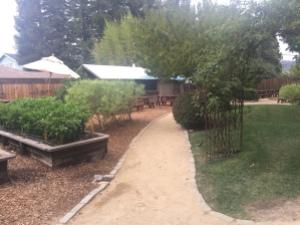 Ad Hoc's beautiful gardens